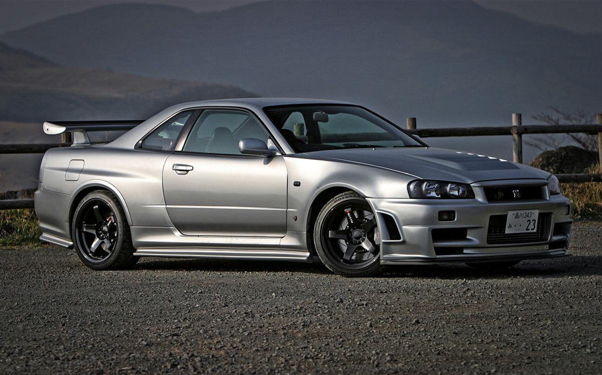 史上最贵 R34 , Nissan GT-R R34 Z-Tune 漂亮出炉!