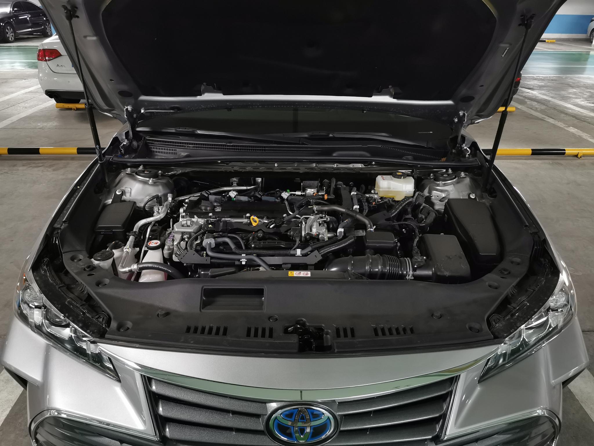 试驾亚洲龙双擎版  没有想象中的惊艳但油耗真的低