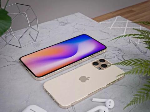 iPhone 2020 设计图出炉,直角边框无刘海
