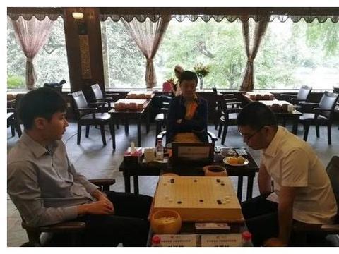 2019华为手机杯中国围棋甲级联赛—成都队无缘四强
