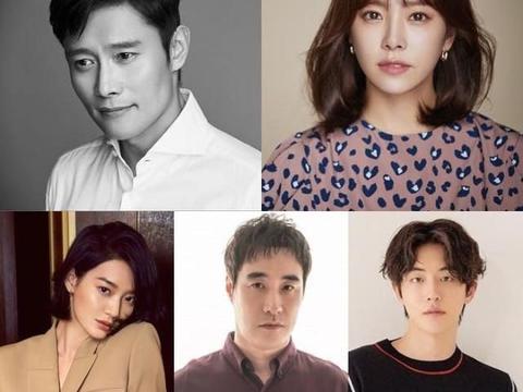 李秉宪、韩志旼、南柱赫、申敏儿,确定共同主演新剧,明年播出