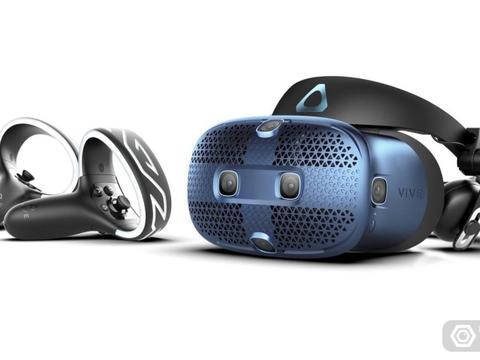 HTC持续更新优化Vive Cosmos,并澄清手柄续航达4-8小时