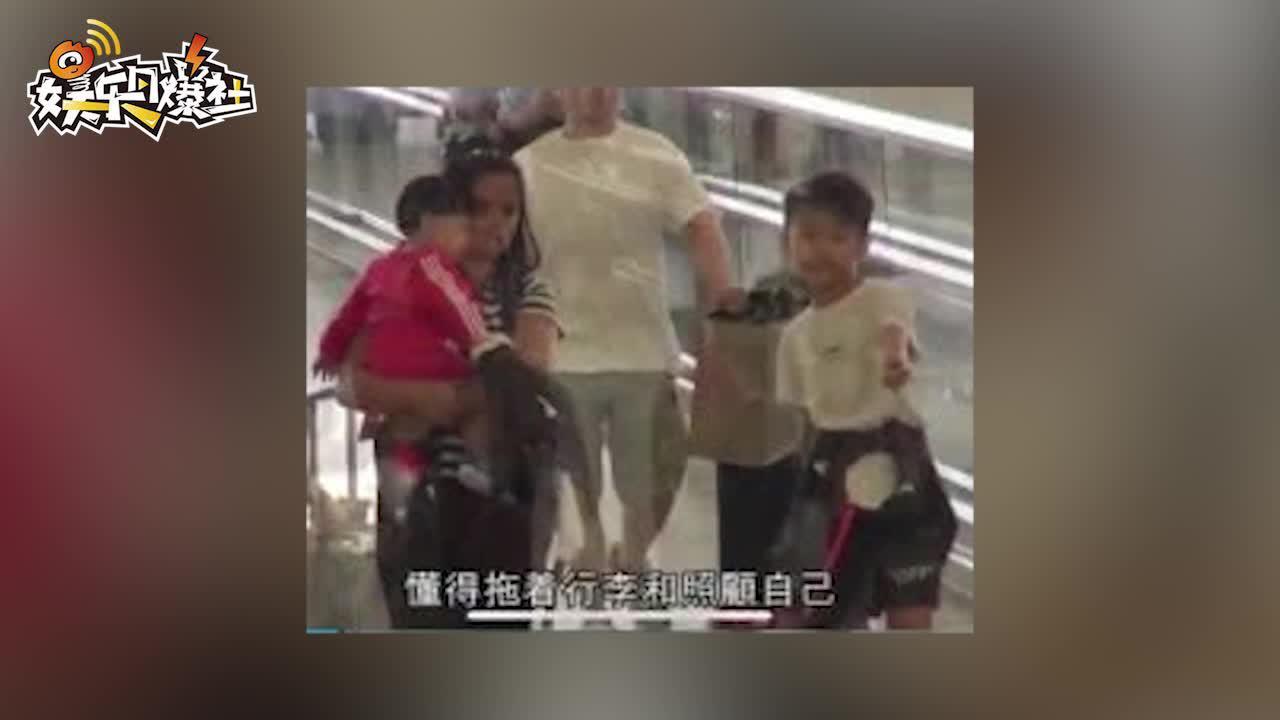视频:港媒曝张柏芝三胎儿子正面照 白白胖胖与二哥幼时超像