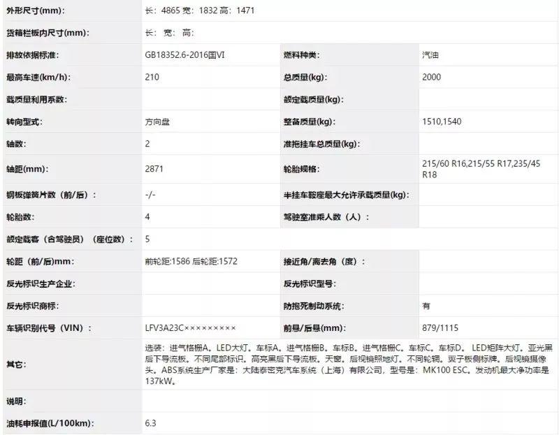 广州车展首发亮相 新款迈腾将于12月上市