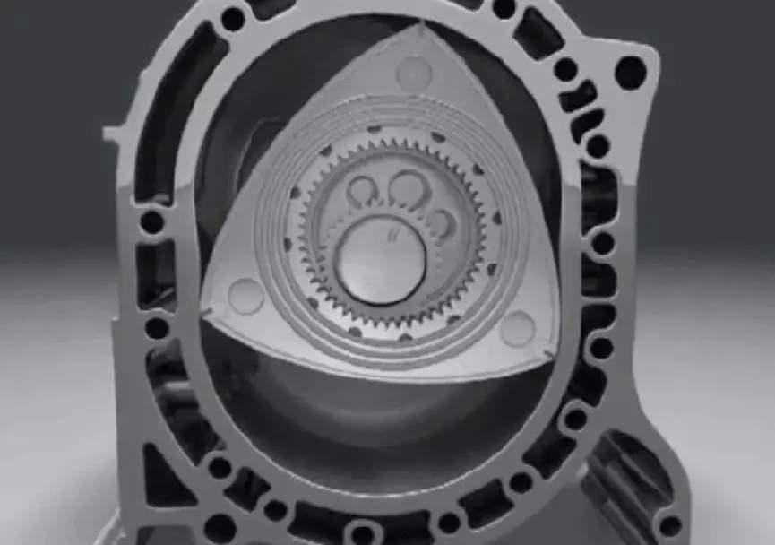 转子引擎复活,这一次被马自达用在增程式电动车型上!