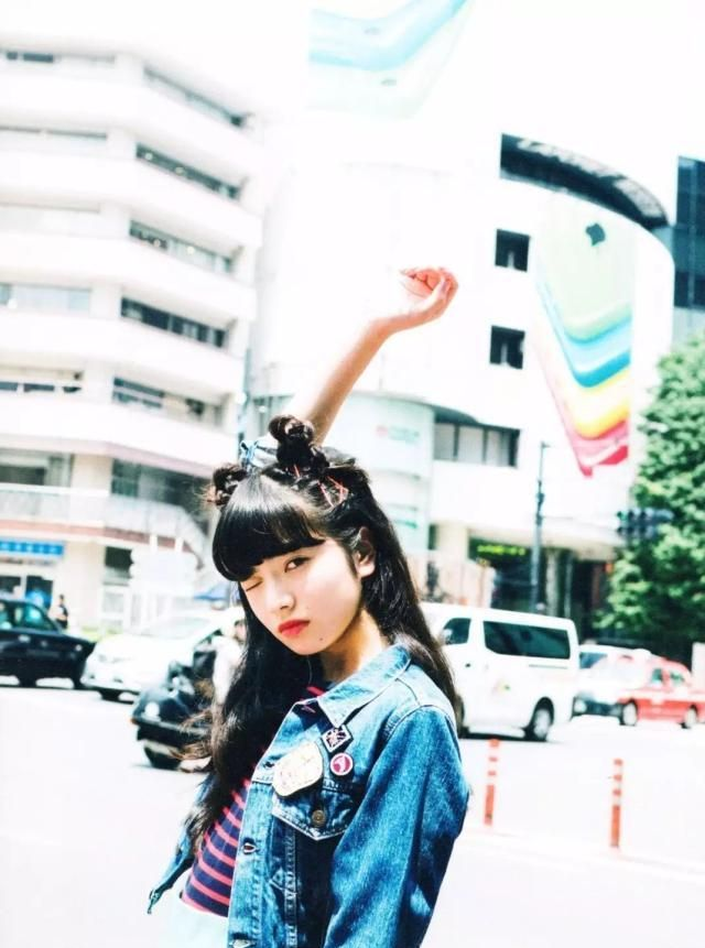 日本小姐姐的旅行装:优雅干净,引爆关注