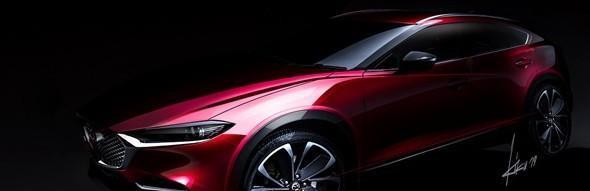 2020款中期改款马自达CX-4车型官图发布 细节方面更加精致