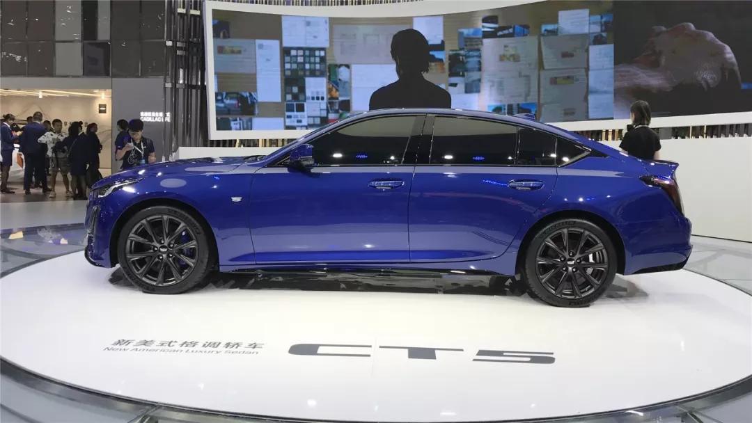 预售价28万元起,国产凯迪拉克CT5配置信息公布