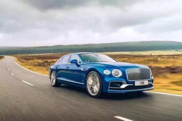 土豪新选择 全新一代宾利飞驰公布售价289万元起