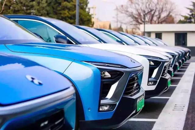 蔚来的无声回击:三季度交付4799辆汽车,季度环比增长35.1%