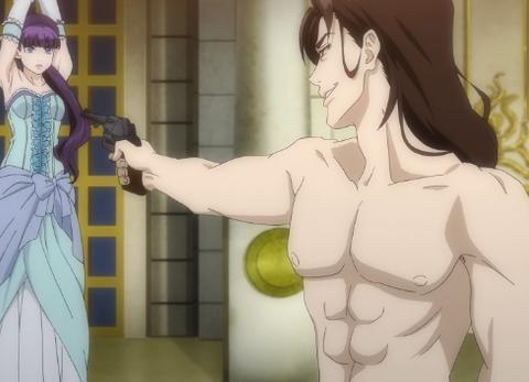 致曾为神之众兽第6话:龙之女夏尔中弹,汉克愤怒变身兽王暴走