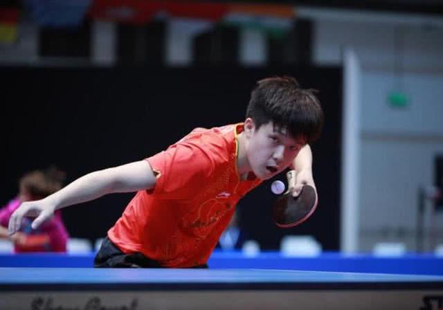 4-2拒绝爆冷!国乒19岁冠军资格赛差点出局,上一站夺冠太累了?