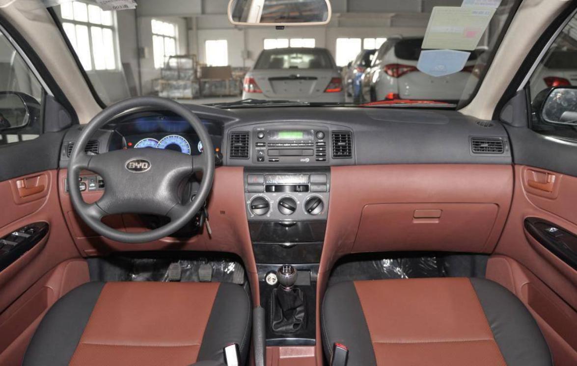 4.49万买台家轿,比亚迪F3推新款是否会再次热销?