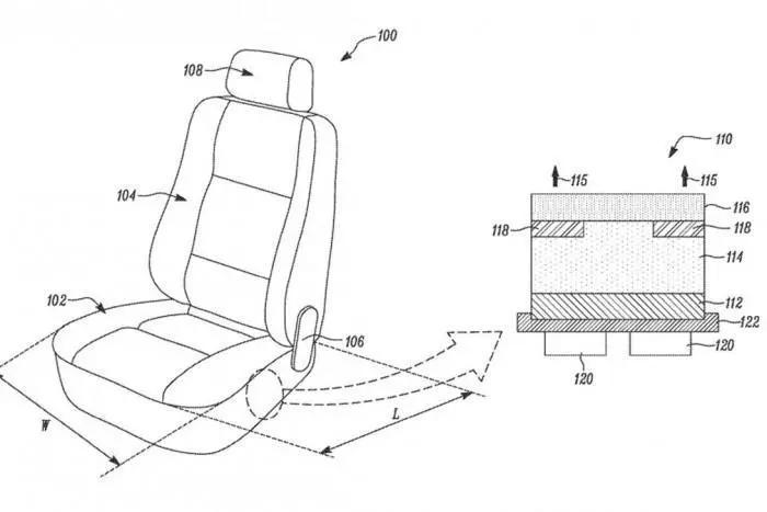 """700马力野马、CT4现谍照,特斯拉发明""""空调座椅""""?"""