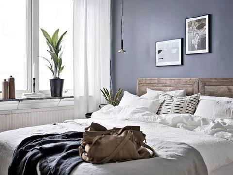 如何打造一间高颜值的北欧风卧室?看完这篇不纠结