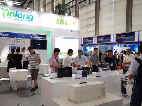 银隆2019深圳储能展实力诠释硬核储能