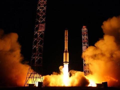 一枚运载火箭突然发射升空,582秒后成功分离,欧美纷纷表达感谢