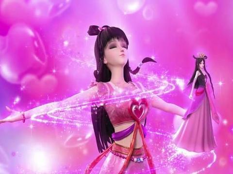 叶罗丽:四位女主的魔法宝杖集齐,心蕊宝杖最美,翔吻宝杖最丑