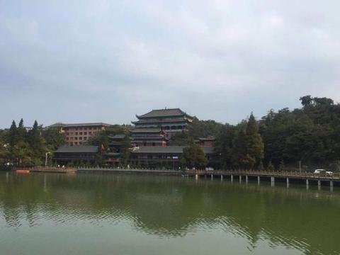湖北省通山县还有这么一个4A级景区