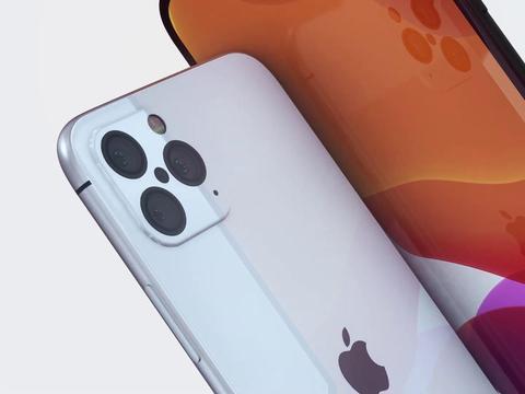 iPhone亮5G王牌:97%屏占比+A14+4000mAh,iPhone王者归来