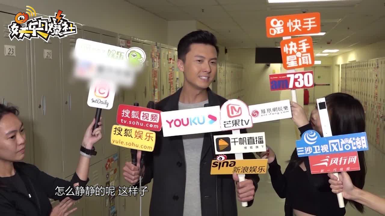 视频:王浩信与唐诗咏为新剧不和 避谈太太陈自瑶