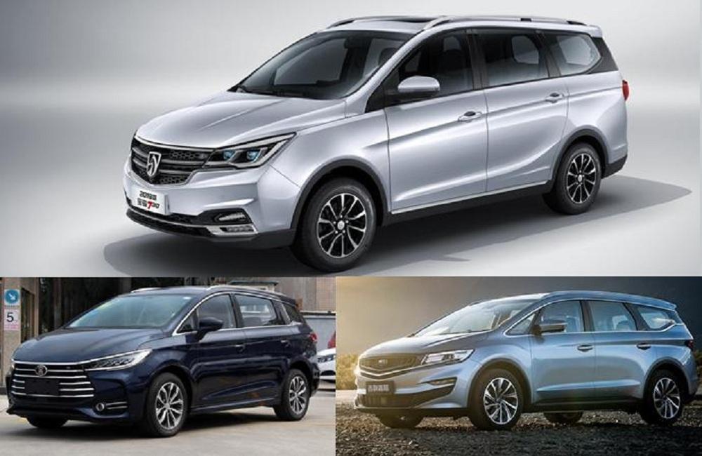 MPV竞争白热化,吉利嘉际、宋MAX、宝骏730怎么选?