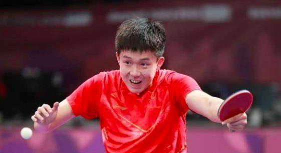 19岁中国冠军连续逆转轰11连胜,只要避开许昕,7天两连冠有戏