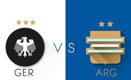 德国vs阿根廷:基米希队长,迪巴拉对决格纳布里