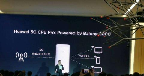 华为5G再破纪录,在瑞士C频段下载速度创3.67Gbps