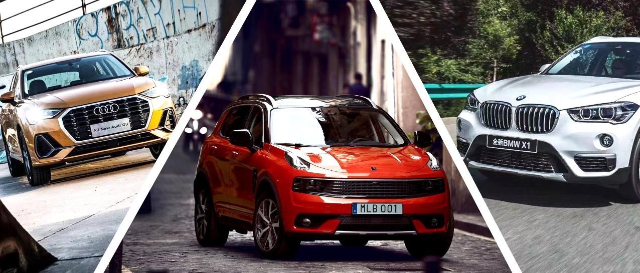 当红SUV蒙面比武,谁说豪华品牌一定赢?