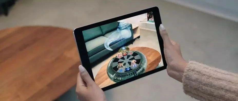 未来iPad搭载3D摄像头就是为了它!AR才是苹果的重头戏