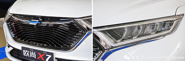长安欧尚X7实拍体验:除了颜值,还有你没见过的高科技
