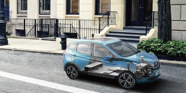 实力践证!北汽新能源EX3获最安全电动汽车评价