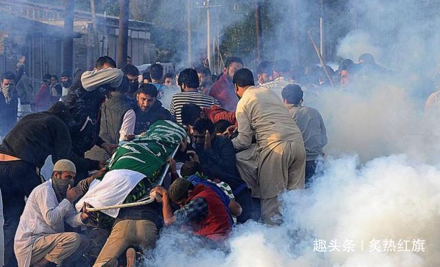 紧张对峙之际,克什米尔边境突传爆炸声,印巴或进一步爆发冲突
