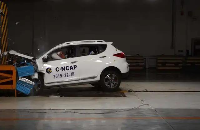 """号称""""五星批发部""""的C-NCAP,为啥不给江淮iEV7S""""批发""""五星"""