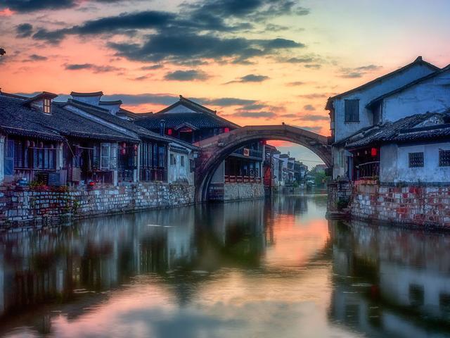 浙江这座古镇始于新石器时代,是丝绸名镇,文化之邦,诗书之乡