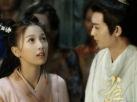 《少主且慢行》选角大胆,虞书欣刘奕畅两位无名新人能带来惊喜吗