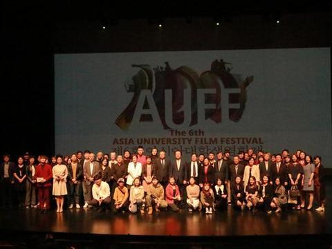 中国传媒大学学生作品在第六届亚洲大学生电影展获奖