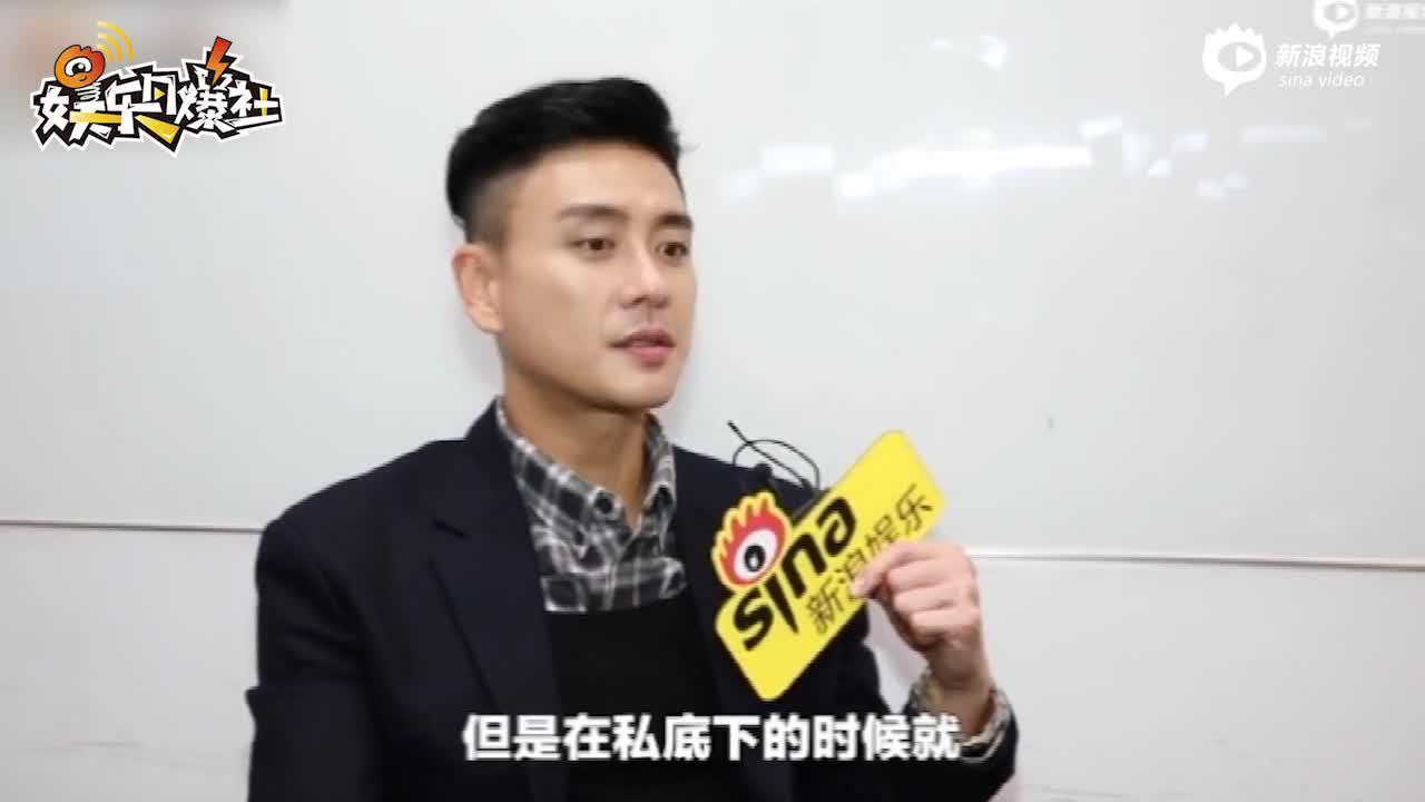 """我們與出道20年的TVB三小生聊了聊""""藝術人生"""""""