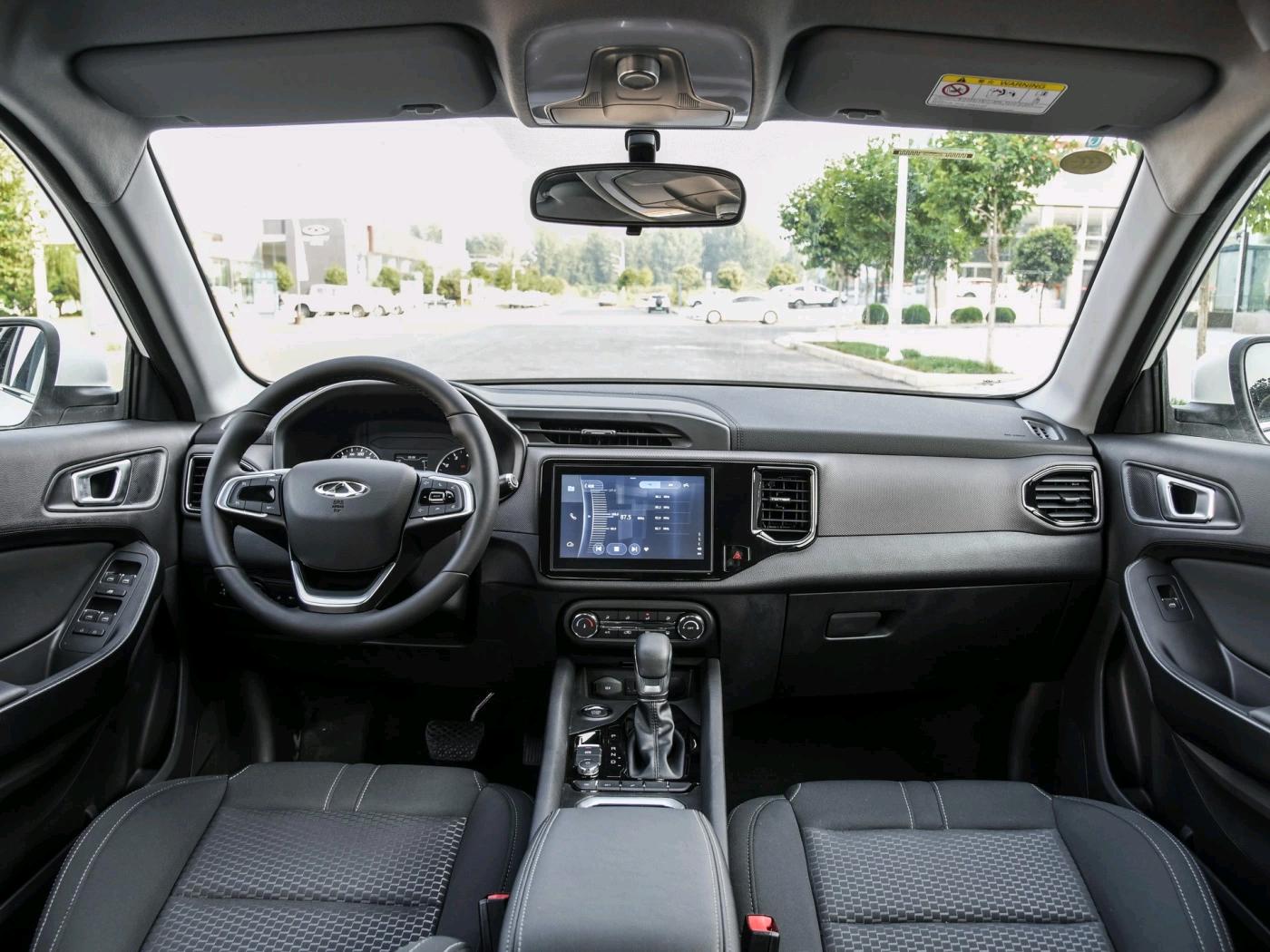 全系标配ESP安全系统,宽1830mm,这款国产小型suv售5.99万起