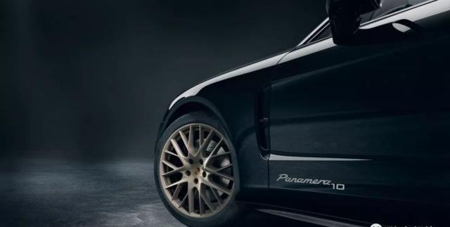 汽车经纬|保时捷Panamera十周年纪念版发布 预售价116.8万元!