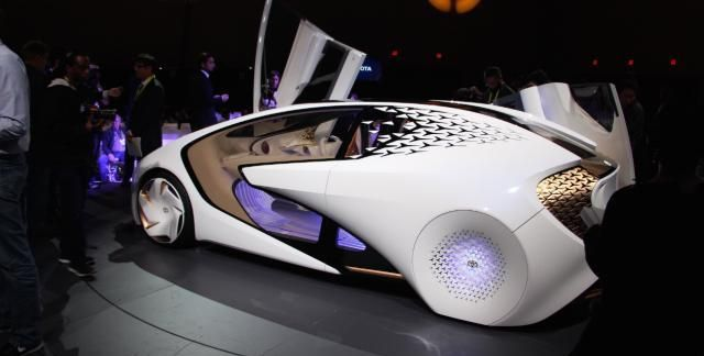 丰田LQ概念车将再次亮相,搭载智能语音助理
