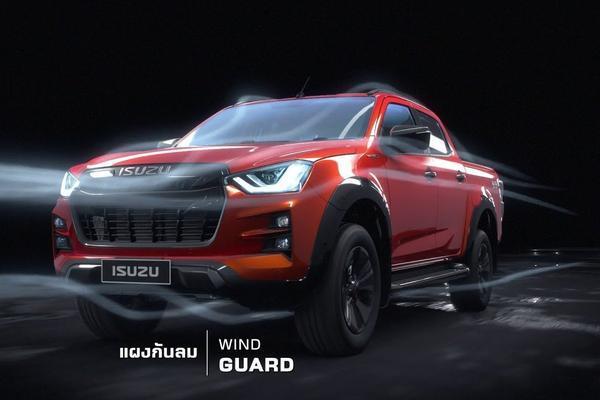 视频:汽车视频:ISUZU D-MAX 五十铃皮卡