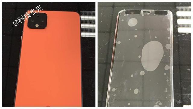 谷歌Pixel4智能手机新配色持续曝光