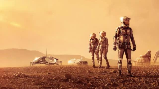 移民火星后,太空会出现新的国家吗?|造访·祖柏林