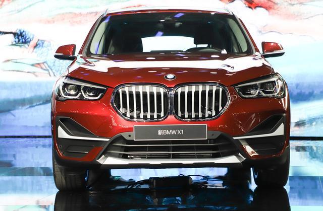 还介意三缸机?新款宝马X1将上市,外观更霸气,空间优势延续!