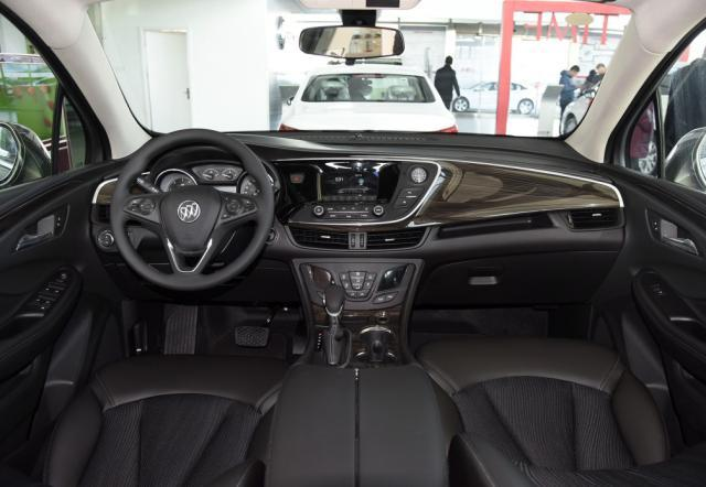 别克的中型SUV,昂科威它的油耗有多高?看车主们怎么说