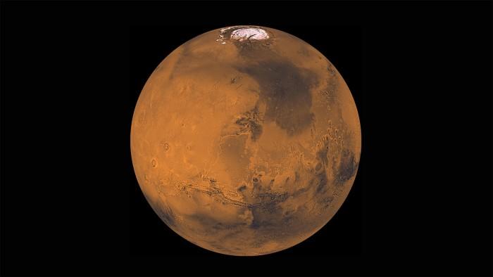 维珍轨道打算执行世界首个商业火星卫星任务