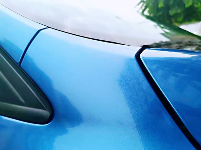 来自里斯本的魅力——福特翼虎埃斯托蓝改色膜施工