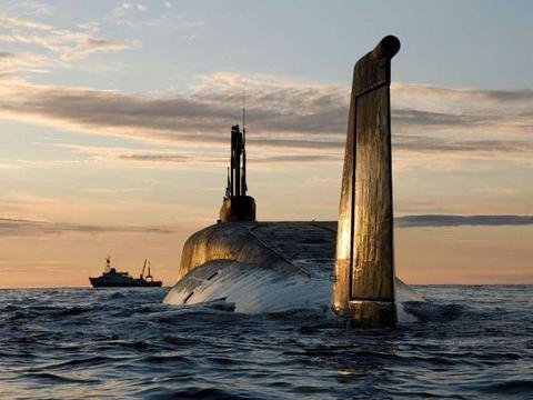 此领域美国落后!俄8艘战略核潜艇即将服役,携128枚核导弹